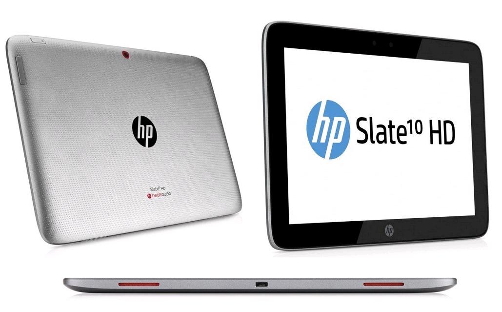 Фото HP Slate 10 HD